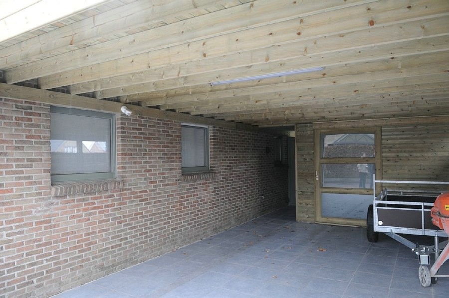 carports carport in geimpregneerd hout