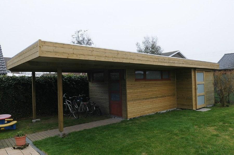 Uitgelezene Frederik DEPLAECIE - afsluitingen - tuinhuisjes - carports JH-36